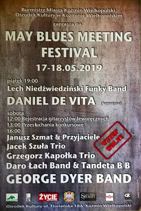 May Blues Meeting Festival